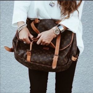 ❇️FIRM❇️ Extra Large Weekend Bag by Louis Vuitton